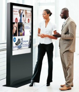Floor_standing_LCD_multi_touch_screen_kiosk